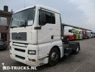 MAN TGA 410 A manual euro 2 tractor unit