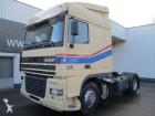 cabeza tractora DAF XF 95 430 Spacecab , Airco, Euro 2, Manual ZF ge
