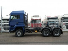 MAN TGS 33.480 6X6 193000KM tractor unit