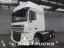 DAF XF105.510 SSC 6X2 Manual Intarder Liftachse Hydr tractor unit