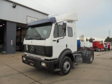 Mercedes SK 1733 (BIG AXLE / STEEL SUSPENSION) tractor unit
