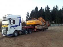 cabeza tractora convoy excepcional DAF usada