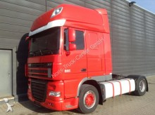 DAF XF FT 105.460 SSC (Euro5 Intarder Klima) tractor unit