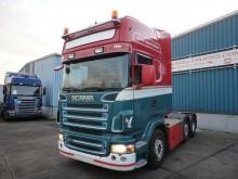 tracteur Scania R500 V8 TOPLINE 6x2 (MANUAL GEARBOX / RETARDER /