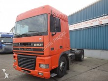 cabeza tractora DAF FT 95-430XF SPACECAB (EURO 2 / ZF16 MANUAL GEARB