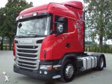 Scania G440 4x2 EURO 5 SZM Blatt/Luft Manual tractor unit