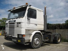 Scania 143M 450 CR19 Fahrerhaus tractor unit