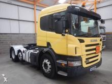 Scania P400 tractor unit