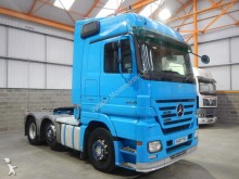 Mercedes ACTROS 2548 MEGASPACE 6 X 2 EURO 4 TRACTOR UNIT - 2007 - SV07 FF tractor unit