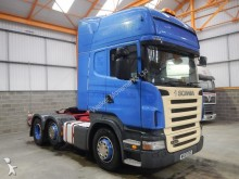 Scania R420 TOPLINE 6 X 2 TRACTOR UNIT - 2008 - WX57 EXZ tractor unit