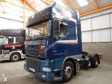 DAF XF95 FTP SUPERSPACE 6 X 2 TRACTOR UNIT - 2006 - RK55 CHY tractor unit