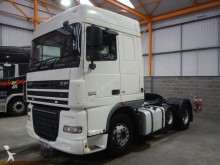 DAF XF105 FTP SPACE CAB 6 X 2 TRACTOR UNIT - 2008 - YX58 TBY tractor unit