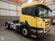 Scania P400 EURO 5 PET REGS tractor unit