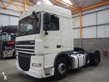 DAF XF105 FTP SPACE CAB 6 X 2 TRACTOR UNIT - 2008 - YX58 TFA tractor unit