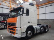 Volvo FH GLOBETROTTER 480 6 X 2 TRACTOR UNIT - 2007 - KX07 YYW tractor unit