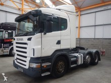 Scania R420 6 X 2 TRACTOR UNIT - 2008 - MX58 MHE tractor unit