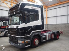 Scania R480 TOPLINE 6 X 2 TRACTOR UNIT - 2008 - WK08 AYC tractor unit