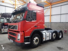 Volvo FM GLOBETROTTER ADR SPEC EURO 5, 6 X 2 TRACTOR UNIT - 2008 YJ58 tractor unit