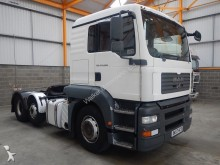 MAN TGA 24.440 PET REGS 6 X 2 TRACTOR UNIT - 2007 - DK57 HCD tractor unit