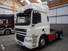 DAF CF85 SPACE CAB EURO 5, 6 X 2 TRACTOR UNIT - 2009 - OE59 XLN tractor unit