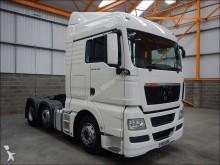 cabeza tractora MAN TGX 26.440 EURO 5 XLX 6 X 2 TRACTOR UNIT - 2010 - SV60 DDO