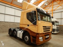 Iveco STRALIS ACTIVE SPACE EURO 5, 6 X 2 TRACTOR UNIT - 2010 - SP10 EL tractor unit