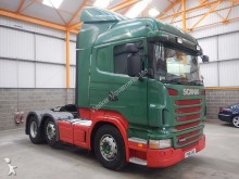 Scania R440 EURO 5 HIGHLINE 6 X 2 TRACTOR UNIT - 2011 - PX61 CKK tractor unit