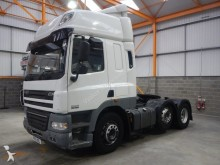 DAF CF85 SPACE CAB EURO 5, 6 X 2 TRACTOR UNIT - 2010 - PX10 XEL tractor unit