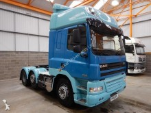 DAF CF85 SPACE CAB EURO 5, 6 X 2 TRACTOR UNIT - 2010 - PX10 OPL tractor unit