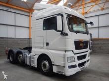 MAN TGX 26.440 EURO 5 XLX 6 X 2 TRACTOR UNIT - 2011 - MT60 WJO tractor unit