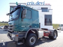 Mercedes 2046 4x4 AS tractor unit