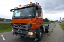 Mercedes 2041 AS 4x4 Blatt / Blatt tractor unit