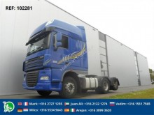 DAF XF105.460 SSC EURO 5 tractor unit