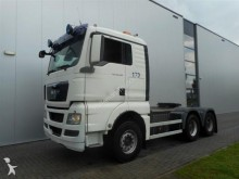 cabeza tractora MAN TGX28.480 HUB REDUCTION EURO 4