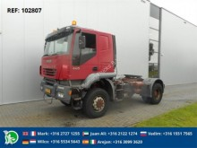 cabeza tractora Iveco EUROTRAKKER 440 MANUAL FULL STEEL