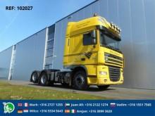 DAF XF105.460 tractor unit
