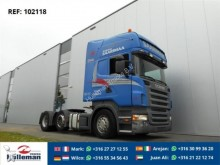 Scania R500 PUSHER EURO 3 tractor unit