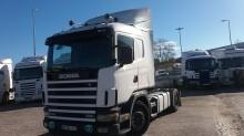 cabeza tractora Scania L 114L380