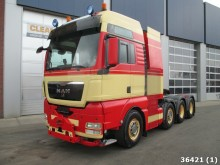 tracteur MAN TGX 41.540 8x4 with WSK Heavy transport 180 TON