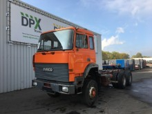 cabeza tractora Iveco 330-36 6X4 CHASSIS | FULL STEEL | WATER COOLED 8