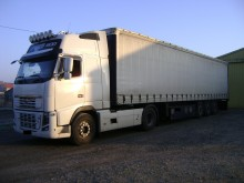 cabeza tractora Volvo FH16 600