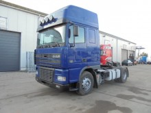 DAF XF 95 430 Space Cab (EURO 2) tractor unit