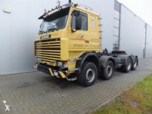 Scania R143.500 MANUAL FULL STEEL HUB REDUCTION tractor unit