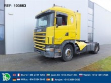 Scania R124.400 tractor unit