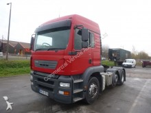 ERF ECT tractor unit