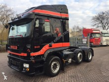 cabeza tractora Iveco Stralis AT 440 6x2 manual