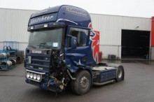 Scania SCANIA 144-530 Topline Milleniumline (King of th tractor unit