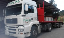 MAN TG 410 A tractor unit