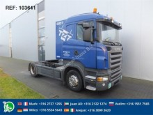 Scania R420 MANUAL EURO 3 tractor unit