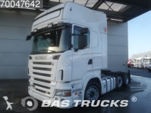 Scania R480 6X2 Retarder Lift+Lenkachse 3-Pedals Euro 4 tractor unit